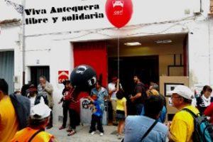 Próximas actividades en la sede de CGT en Antequera