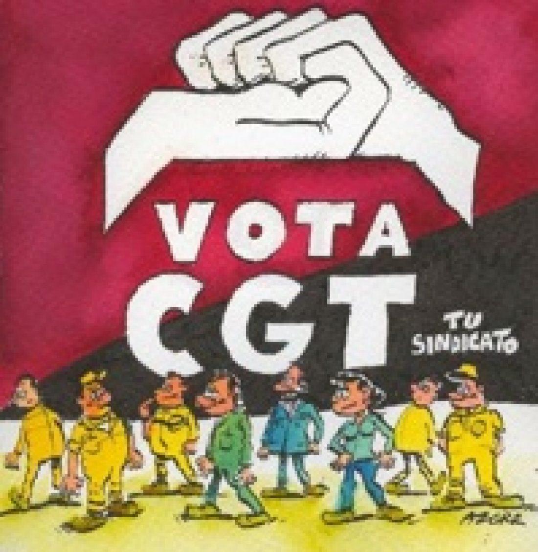 CGT obtiene mayoría en las elecciones sindicales de COMOGESA (antigua ACASA)