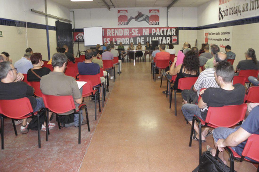 Asamblea 27-S de delegadxs y militantes de CGT-PV