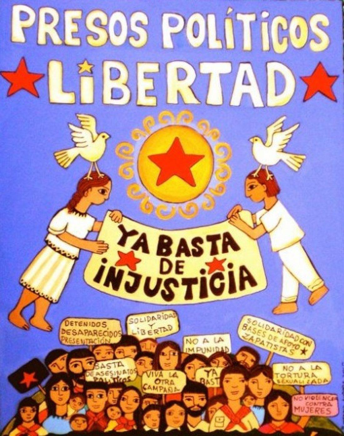 CGT exige la libertad inmediata e incondicional de todos los pres@s del 1º de septiembre en DF