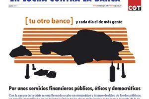 Separata «En lucha contra la Banca» – enero 2013