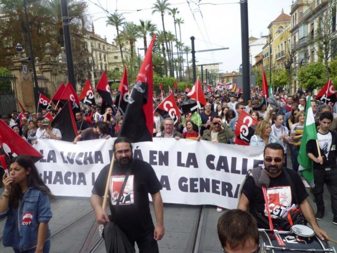 Atento Sevilla pretende despedir a 28 trabajadores con la oposición de CGT