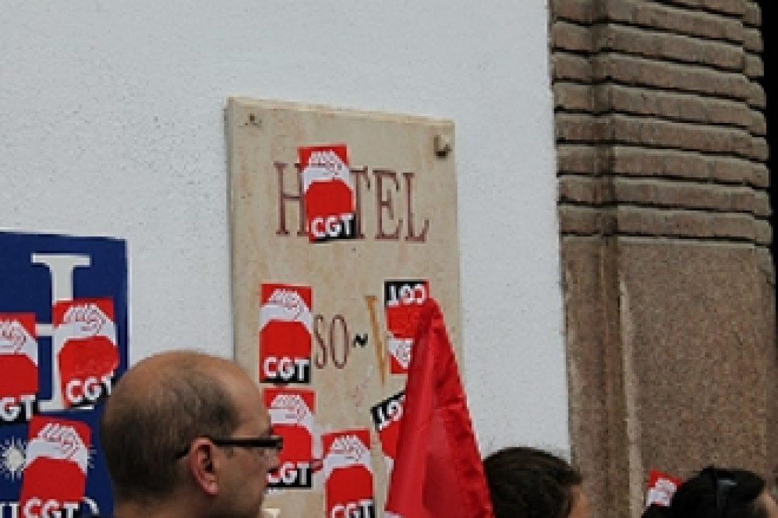 El hotel Coso Viejo de Antequera persiste en explotar a sus trabajadores/as