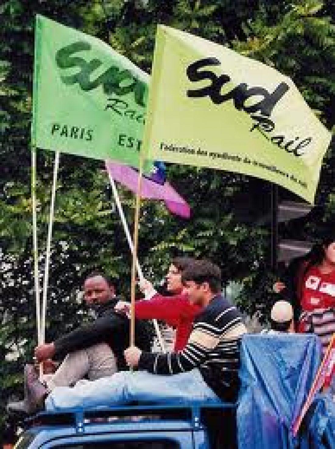 Solidaridad con l@s ferroviari@s del Estado español en lucha