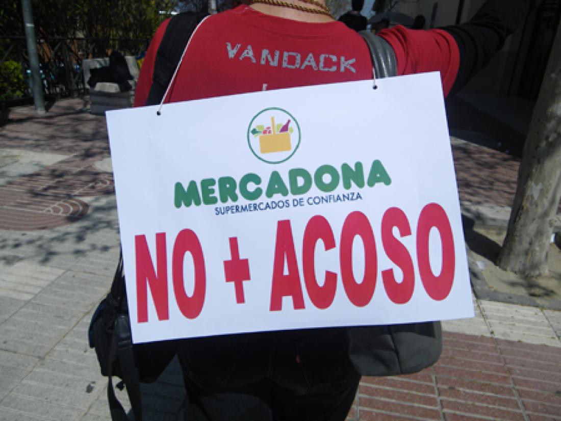 Mercadona despide al secretario de la Sección Sindical de CGT en Málaga