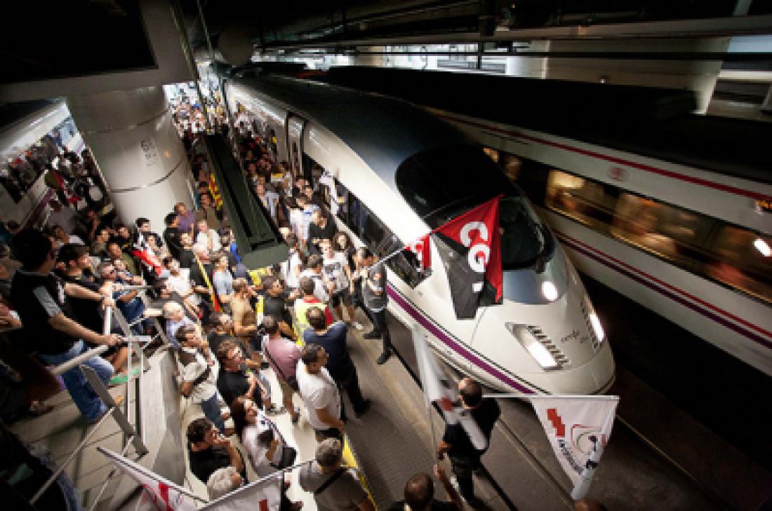 CGT convoca movilizaciones en defensa del empleo, las condiciones laborales y el servicio público ferroviario