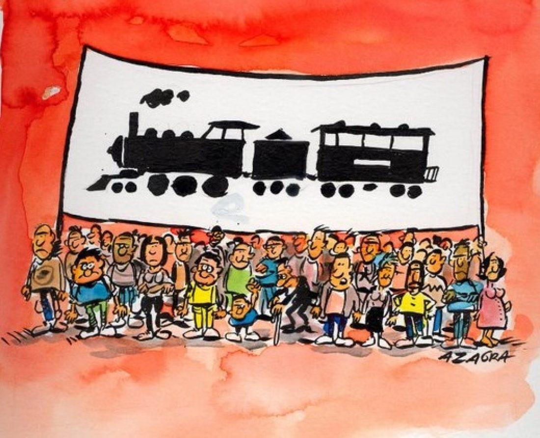 Transporte ferroviario, ¿negociar qué?