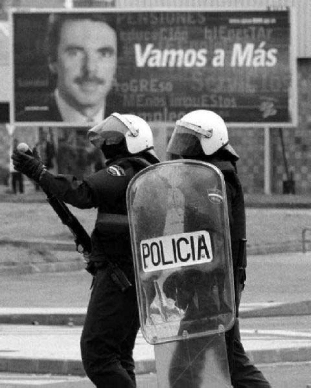 Dos afiliados a CGT, que estaban trabajando ese día, multados por la protesta del AVE