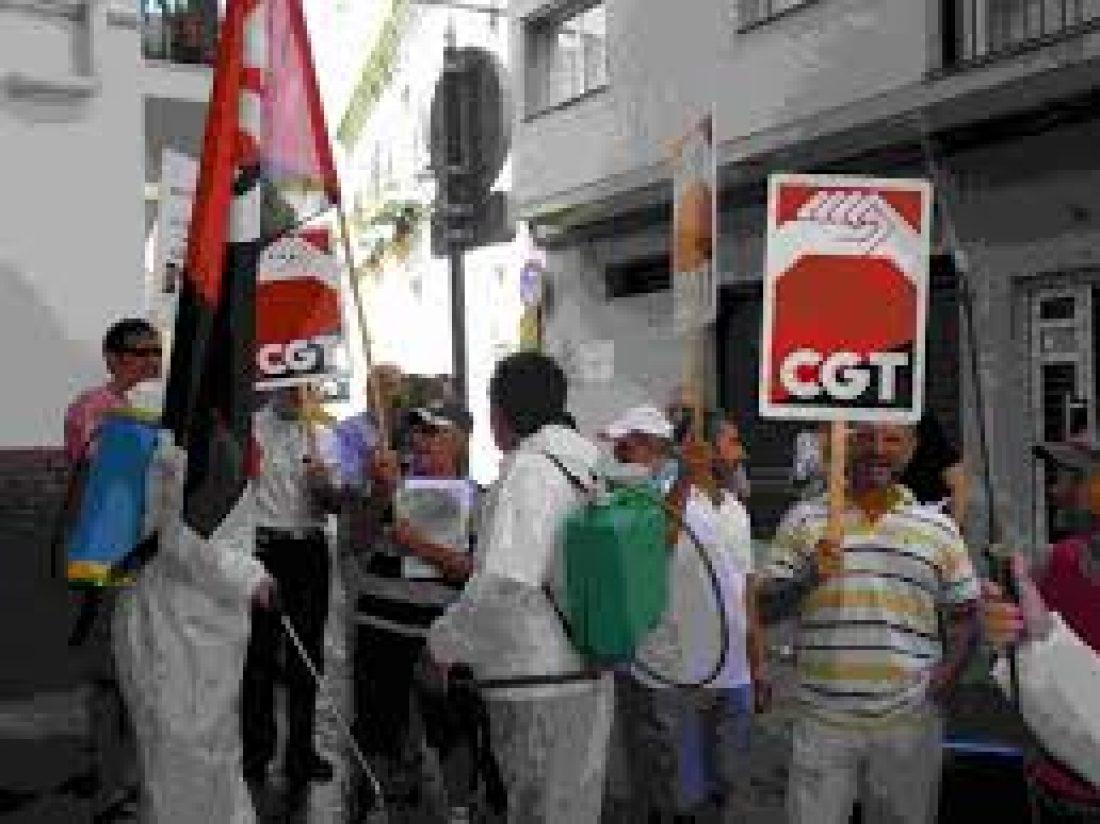 La CGT de Alcoyana iniciará próximamente movilizaciones que afectarán al servicio que se presta a la ciudadanía