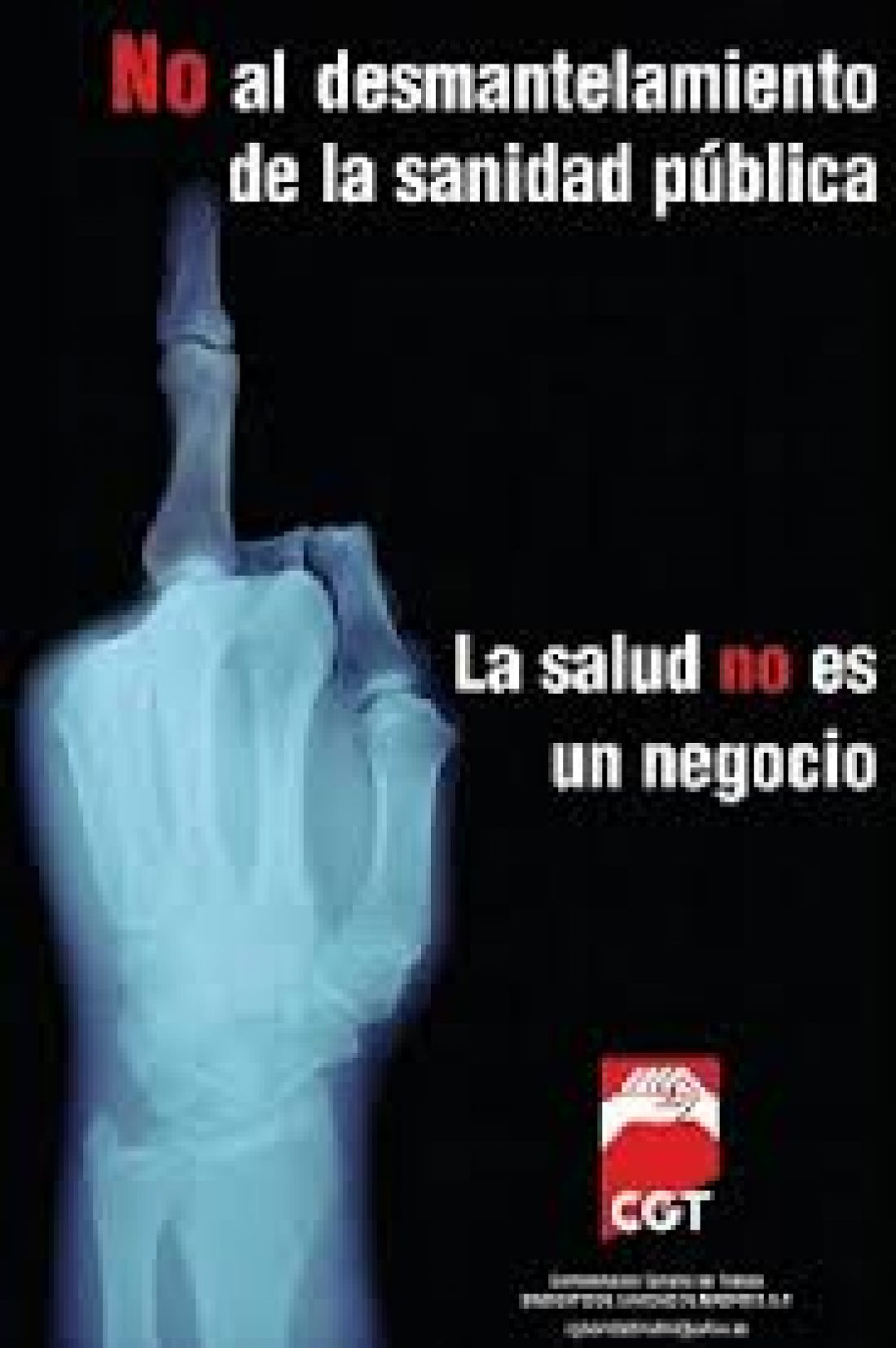 Contra el proceso de destrucción y privatización del Hospital de Villarrobledo