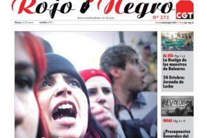 Rojo y Negro Nº 272 – octubre 2013