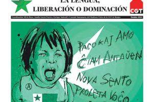 La lengua, liberación o dominación (Suplemento esperanto) – octubre 2013