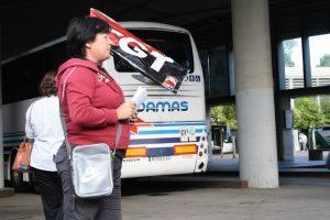 Absuelto por falta de pruebas el compañero José Mateos, ex conductor acusado injustamente por empresa Damas