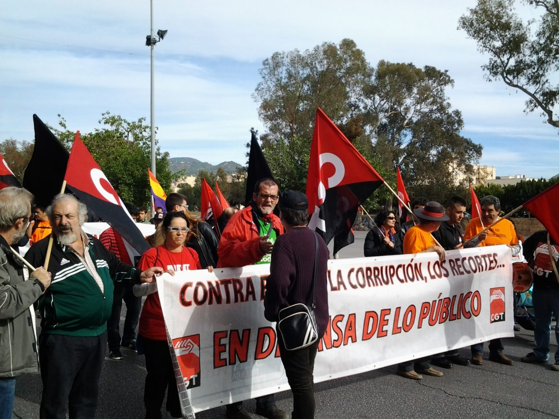 Fotos Manifestación 23N