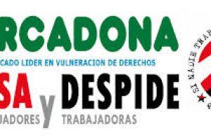 CGT-PV denuncia que Delegación de Gobierno  no permite una concentración contra  Mercadona en Gandia