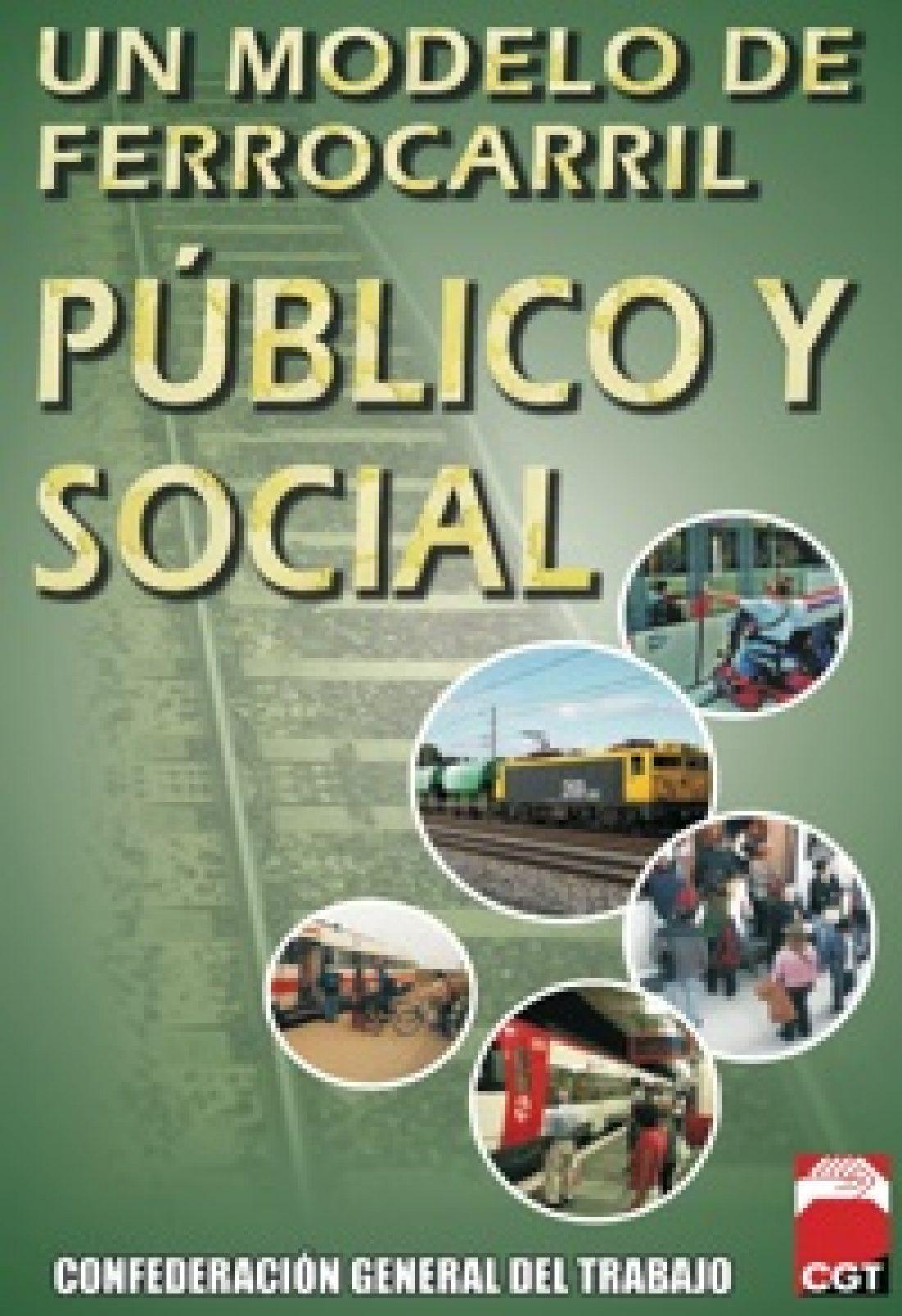 30 de noviembre: manifestación estatal en defensa del ferrocarril público