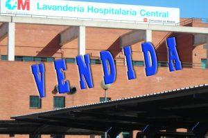 Desmantelamiento y privatización de la Lavandería Central de Mejorada del Campo