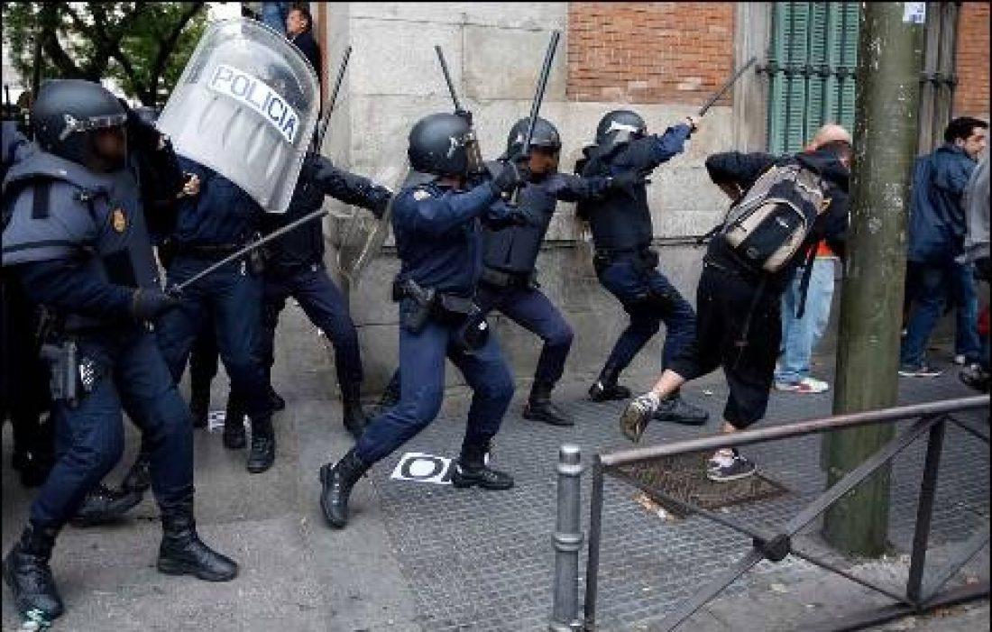STOP A LA BURO-REPRESIÓN. STOP A LA LEY LIBERTICIDA