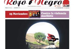 Rojo y Negro Nº 273 – noviembre 2013