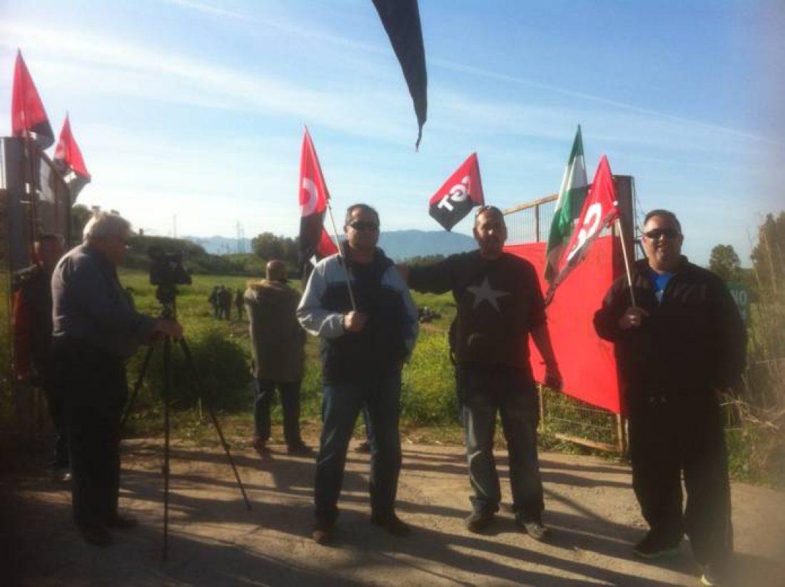 CGT insta a la Junta de Andalucía a resolver ya, sobre las tierras públicas ocupadas en Pizarra por el Conde de Puerto Hermoso