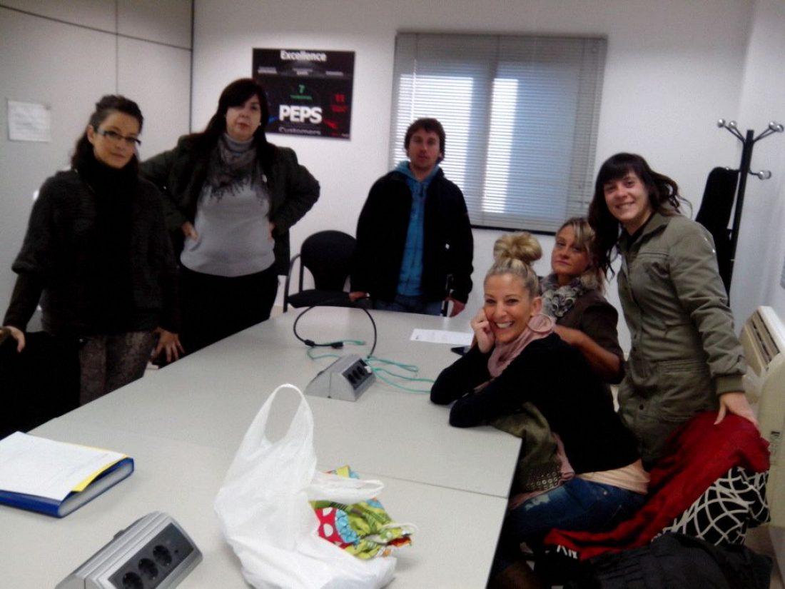 CGT ocupa de nuevo la sala de reuniones de Mecaplast contra la persecución sindical