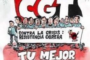 CGT gana las elecciones sindicales en FICO-TRIAD (FICOSA) en Rubí, Barcelona