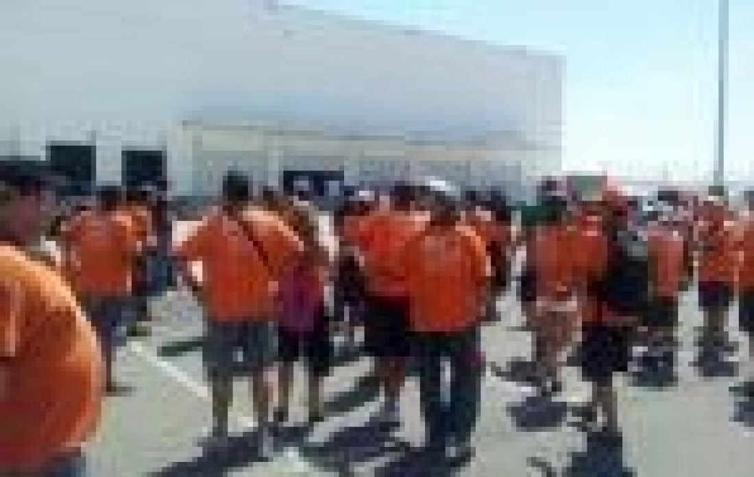 Cuarto día de huelga en UNIPOST