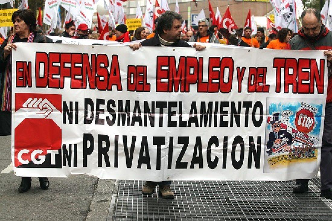 Masiva manifestación en Madrid el 30N