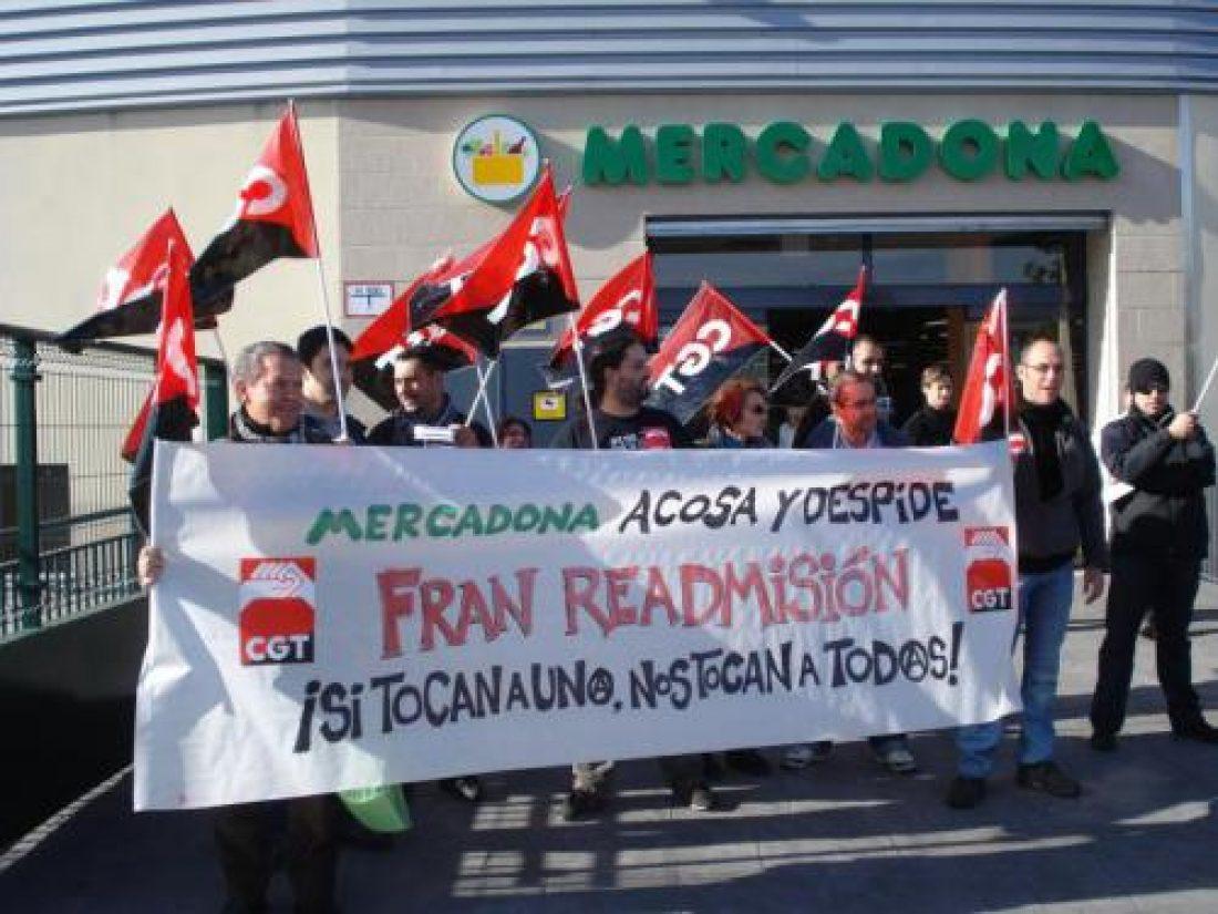 Entrevista a Francisco Enríquez, delegado sindical de CGT-Málaga despedido de Mercadona