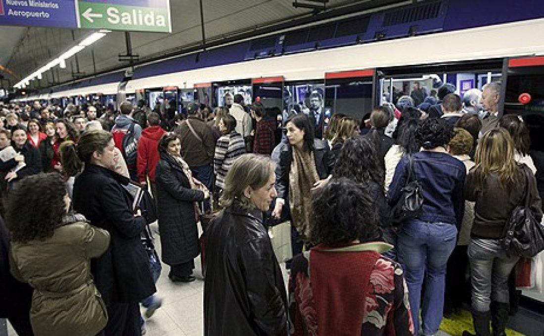 La subida de tarifas en el Metro de Barcelona