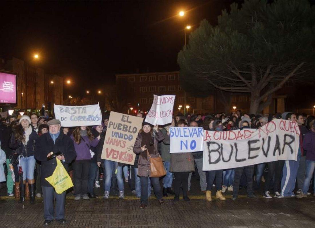 Comunicado de CGT Burgos ante los sucesos del Gamonal