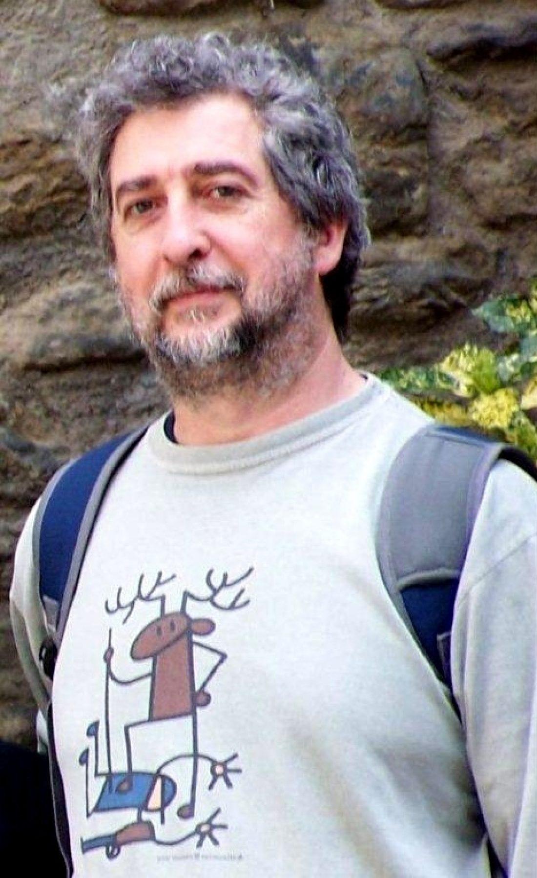 Entrevista a Ángel Bosqued Tapia