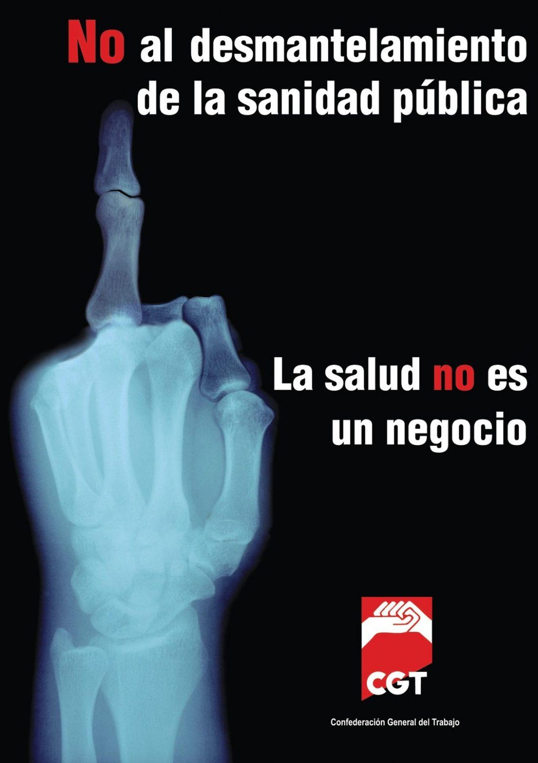 Marcha atrás en la privatización de la sanidad madrileña