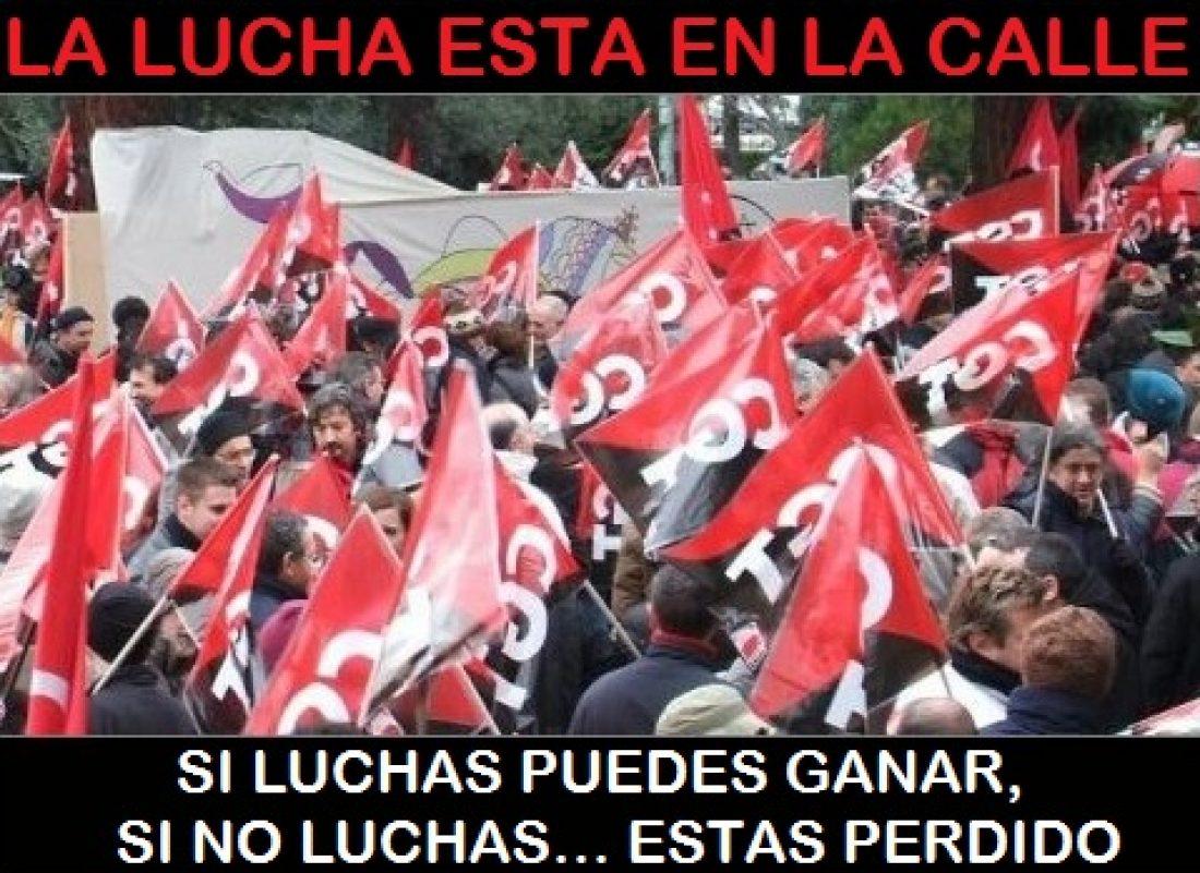 Niegan la participación sindical de CGT en el conflicto de la lavandería de Mejorada del Campo