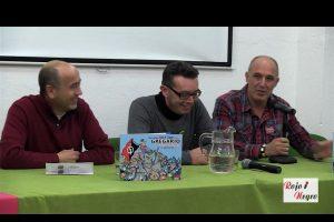 Vídeo: Presentación Gregario okupa&precario 24 enero 2014