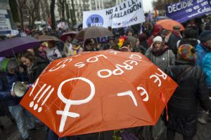 Fotos: Manifgestación 8F contra la Ley del aborto