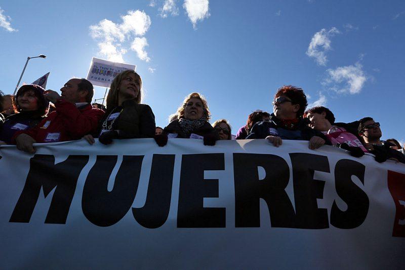 [Fotos]: Manifestación en Madrid por el aborto libre - Imagen-6