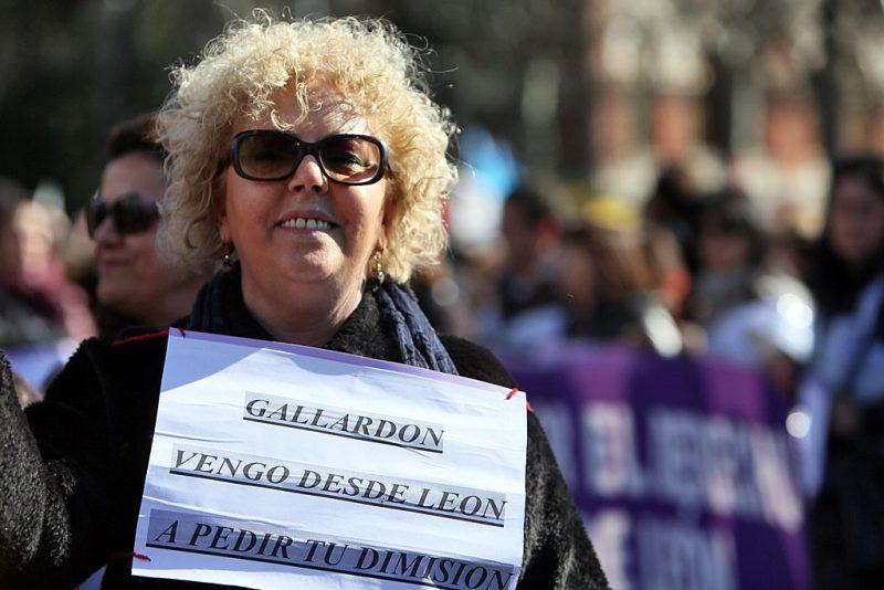 [Fotos]: Manifestación en Madrid por el aborto libre - Imagen-7