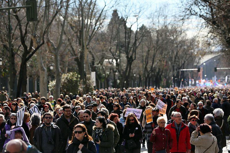 [Fotos]: Manifestación en Madrid por el aborto libre - Imagen-8