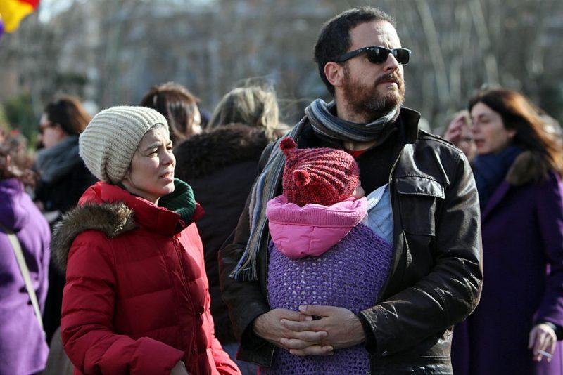[Fotos]: Manifestación en Madrid por el aborto libre - Imagen-9