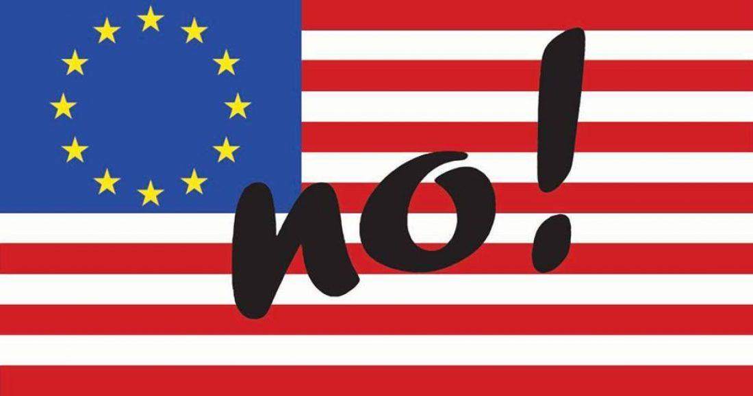 15 de febrero: Jornada de formación y reflexión sobre el Tratado de Comercio e Inversiones Unión Europea-Estados Unidos (#TTIP)