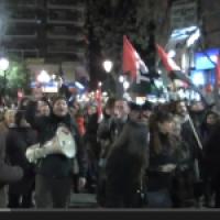 Video: Manifestación Alcorcón 1F2014