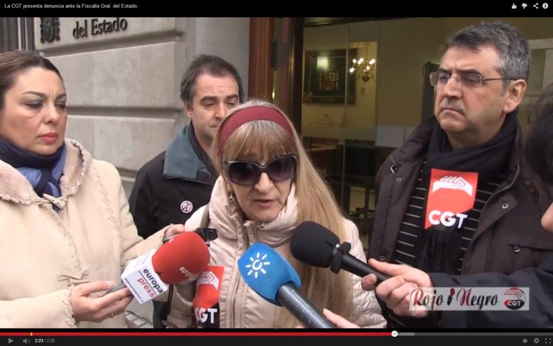 CGT presenta una denuncia ante la Fiscalía para que investigue la muerte de varias personas inmigrantes en la frontera de Ceuta