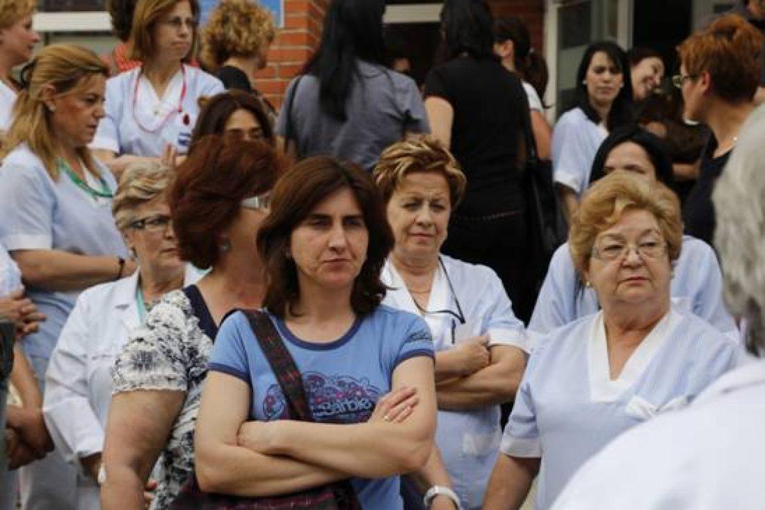 CGT Región de Murcia presenta cinco conflictos colectivos contra Valoriza-Sacyr, empresa adjudicataria del servicio de limpieza del Hospital Virgen de la Arrixaca