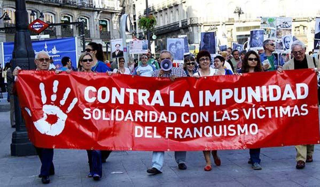 La ONU continúa denunciando la falta de justicia para las víctimas del franquismo