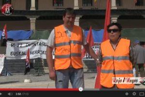 Vídeo: 22M Columna Norte Diversos Colectivos