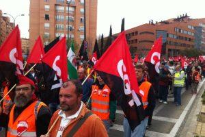 Vídeos: Las Marchas de la Dignidad salen a recorrer la ultima etapa