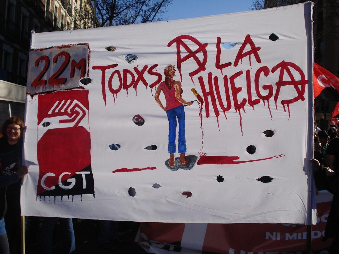 El 22M: la dignidad de la mayoría social, impregna Madrid