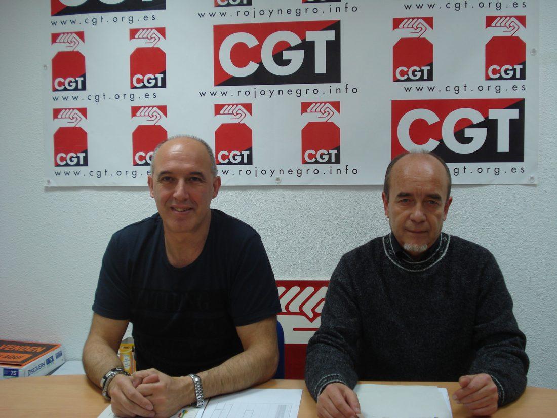 CGT informa de la manifestación del próximo 22 de marzo en Madrid