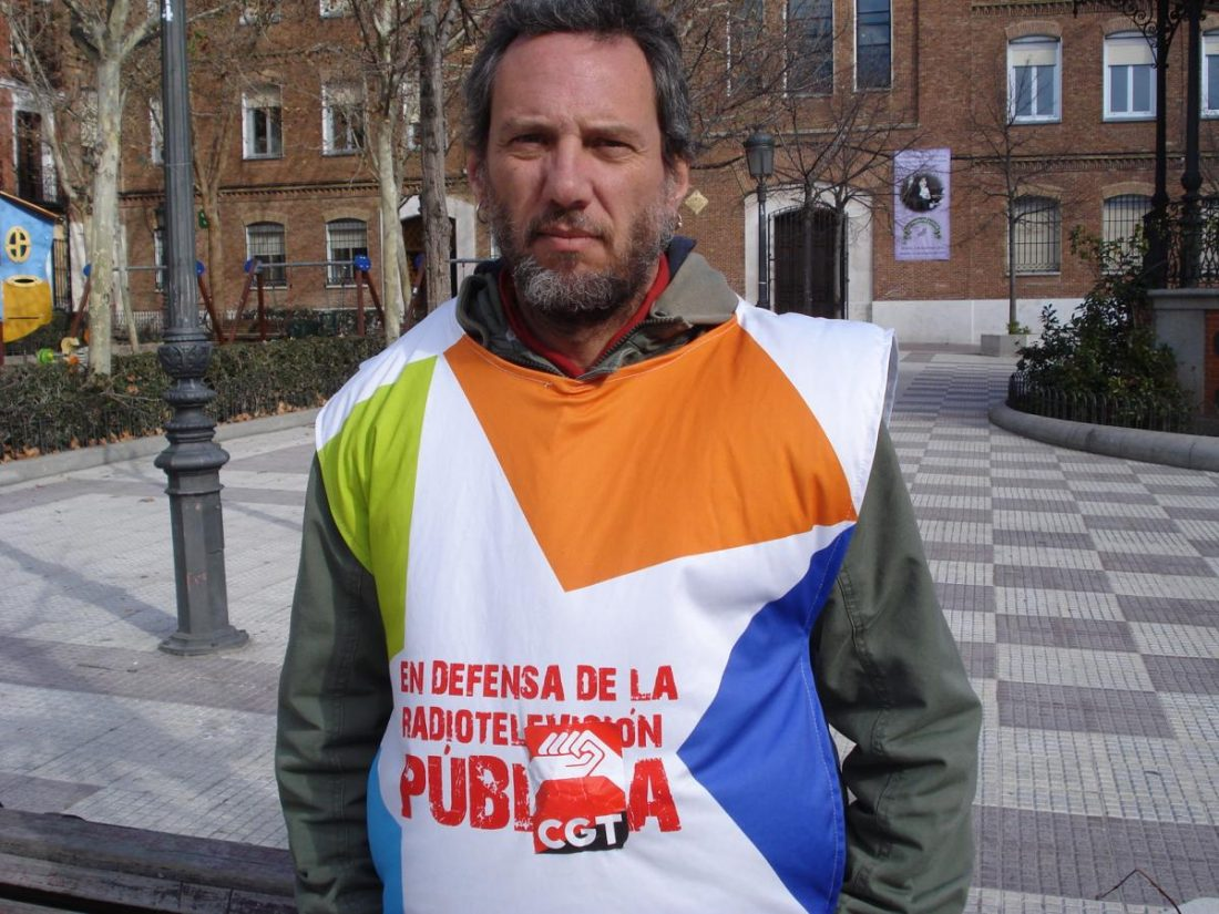 No se ha hecho justicia con los 861 trabajadoras y trabajadores despedidos en Telemadrid